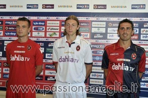 Kit Cagliari 2010-2011