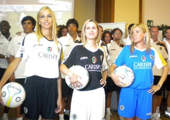 Maglie Spezia Calcio 2010-11