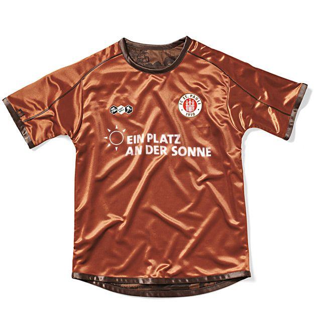 Maglia St. Pauli 100 anni 2010-2011