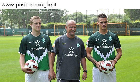 Werder Brema Kit 2010-11