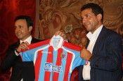 Prima maglia Catania 2010-11