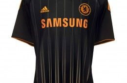 Maglia Chelsea away 2010-11