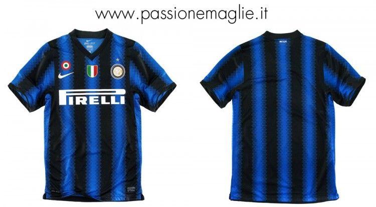 Maglia Inter 2010-2011 home