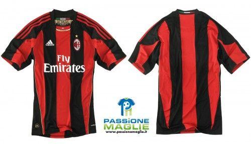 Maglia Milan 2010-2011 Climacool