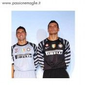 Maglia Inter Fc nera portiere 2010-11