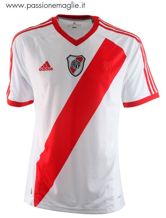 Maglia River Plate 2010-2011
