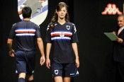 Terza maglia Sampdoria 2010-2011