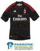 Terza maglia Milan 2010-11 Adidas