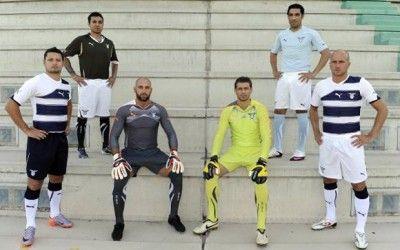 Maglie Lazio Puma 2010-2011