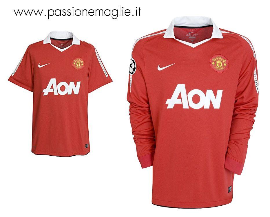 Maglia Manchester Utd home