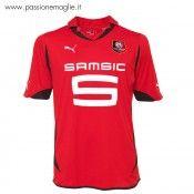 Maglia home Rennes 2010-2011