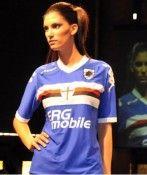 Prima maglia Sampdoria blu 2010-11