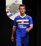 Maglia Sampdoria 2010-11 campionato
