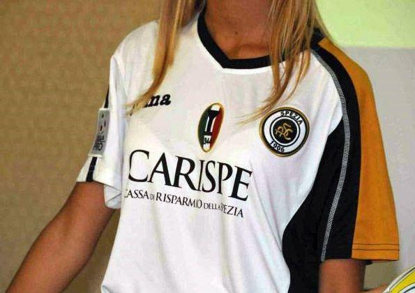 Maglia Spezia 2010-2011
