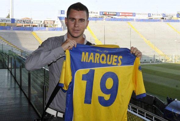 Retro 4a maglia Parma 2010-11
