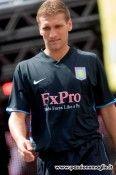 Maglia away Aston Villa 2010-11