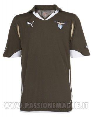 Maglia Lazio away 2010-2011