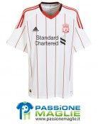 Maglia Liverpool away 2010-2011