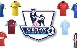 Le maglie della Premier League 2010-11