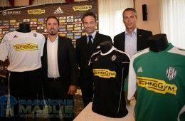 Maglie Cesena Calcio 2010-2011