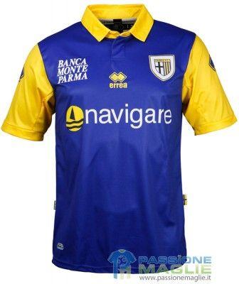 Seconda maglia Parma 2010-2011