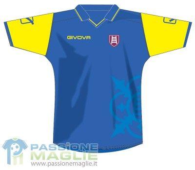 Terza maglia Chievo 2010-2011