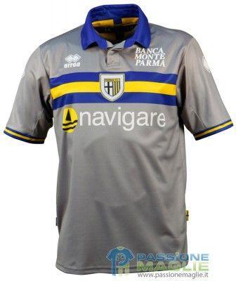 Terza maglia Parma 2010-2011