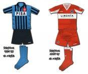 Maglie Pisa 1994-95 e 2006-2007