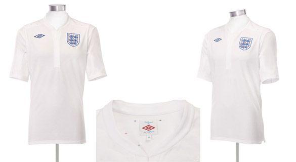 Nuovo kit England home