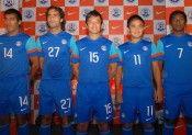 Prima maglia India 2010-2012