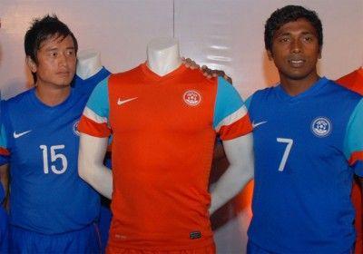 Seconda maglia India 2010