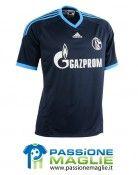 Seconda maglia Schalke 04 2010-2011