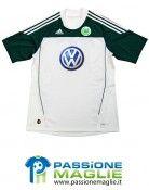 Prima maglia Wolfsburg 2010-2011