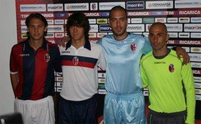 Nuove maglie Bologna 2010-2011