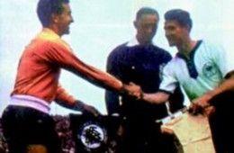 Argentina-Germania, Mondiali del 1958