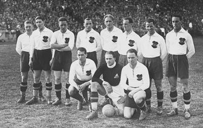 Austria 1934
