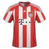 Prima maglia Bayern Monaco