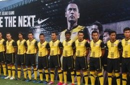 Presentaziona divisa Malesia