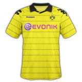 Prima maglia Borussia Dortmund