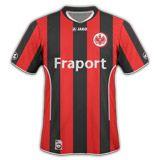 Prima maglia Eintracht Francoforte