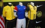 Divise ufficiali Malesia Nike