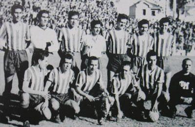 Formazione Messico 1950
