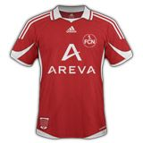Prima maglia Norimberga 2010-2011