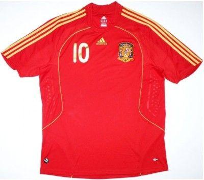 Maglia Spagna Euro 2008
