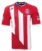 Prima maglia Chivas Usa 2010