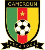 Stemma della federazione calcistica camerunense