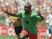 Maglia Camerun 1994 by Mitre