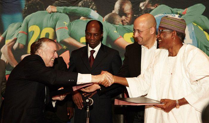 Accordo Puma-Camerun