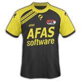 Seconda maglia AZ Alkmaar