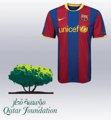 Barcellona e Qatar Foundation